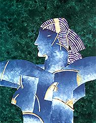 museo-marco-Brian Nissen-Gran Perfil Azul