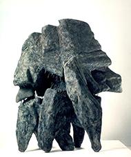 museo-marco-Gerardo Azcunaga-La bestia en dos