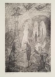 museo-marco-Leonora Carrington-La fuente