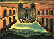 museo-marco-Rodolfo Morales-El vuelo de las novias