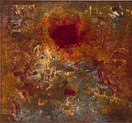 marco-museum-Rosario Guajardo-Crimson