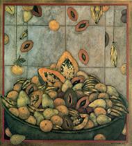 marco-museum-Sylvia Ordo§ez-Green fruit bowl